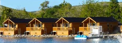 Rentable Floating Cabins Now Available Santee Lakes